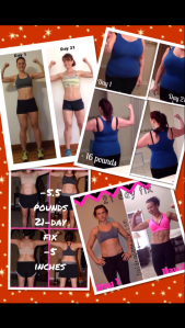 21-day fix results