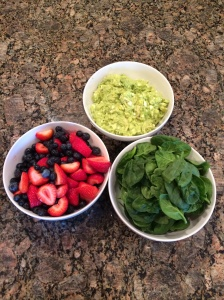 Avocado chicken egg salad tomatoes, clean eating, 21-day fix approved, 21-day fix