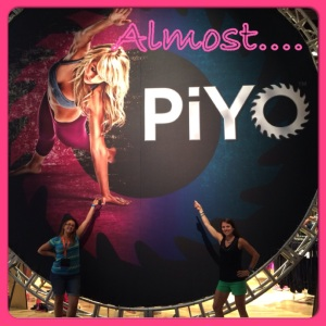 So pumped for Chalene's PIYO launch!