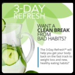 3 day refresh, customer results, customer testimonials