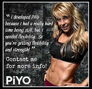 PiYO development photo