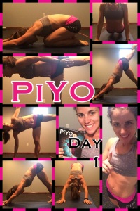 Piyo week 1 day 1, PIYO, PIYO results, clean eating, fitness, fitmom, low impact, high intensity, weight loss, get toned, strong