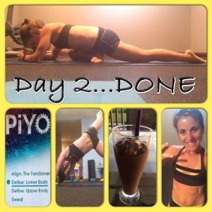 PIYO, PIYO results, clean eating, fitness, fitmom, low impact, high intensity, weight loss, get toned, strong