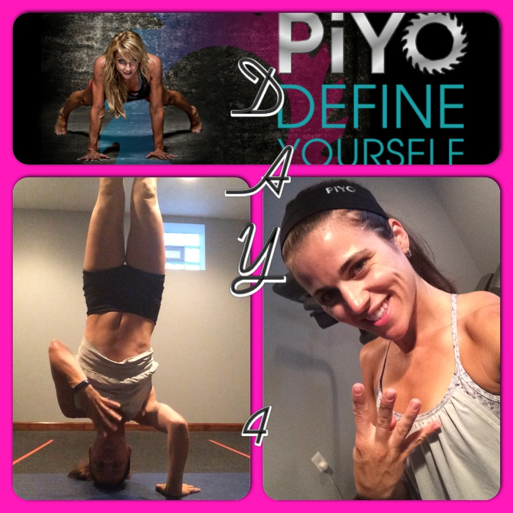 Piyo Week 1 Progress Maegan Blinka