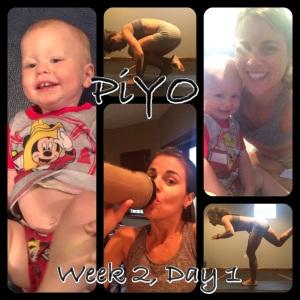 PIYO Week 2 day 1, PIYO, flexibility, home workout, chalene johnson, fitness, inspiration, fit mom, healthy mom, PiYO, PiYO results, PiYO progress