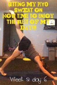 PIYO, home workout, home DVD, piyo results, piyo progress, chalene johnson, flexibility, stretch, Shakeology
