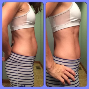 3 day refresh results, shakeology