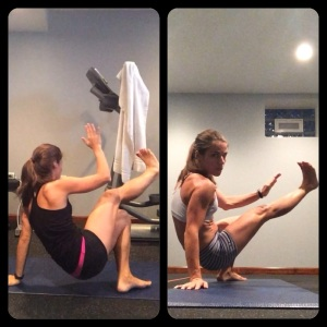 PIYO Kick through, PIYO Progress