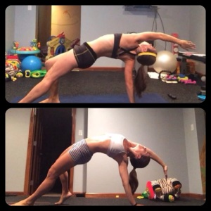 PIYO flip progress