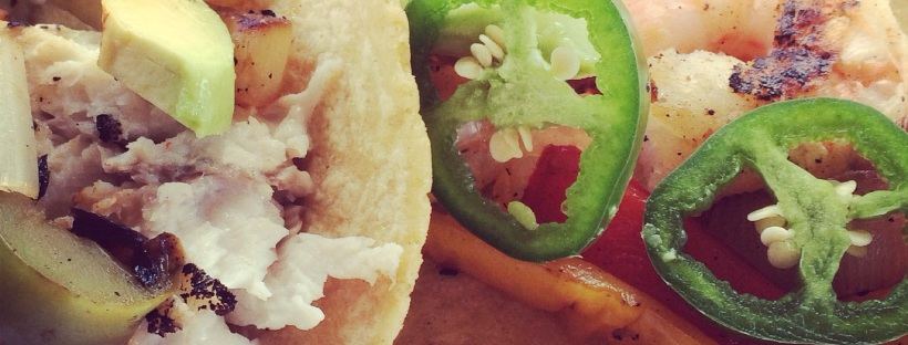fish tacos, 21-day fix, gluten free, fast and easy grill dinner, shrimp tacos, fit mom, clean eating,