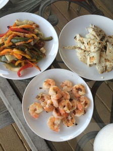 fish tacos, grilled shrimp tacos, gluten free dinner, 21-day fix approved, healthy dinner,