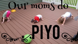 family piyo, lead by example, PIYO, PIYO Progress