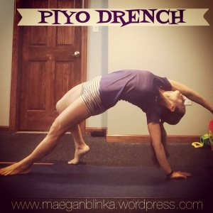 PIYO, PIYO Week 7, PIYO Progress, yoga, accountability, pilates