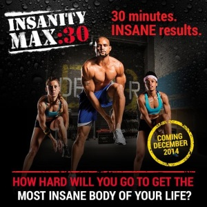 Insanity Max 30, Shaun T new workout program, Shaun T Insanity, Home workout program