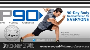p90, Tony Horton, new home workout program