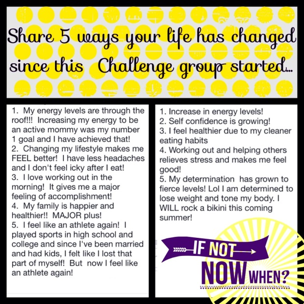how beachbody has changed my life, positive changes, positive impact of a challenge group, time for a change, lifestyle change