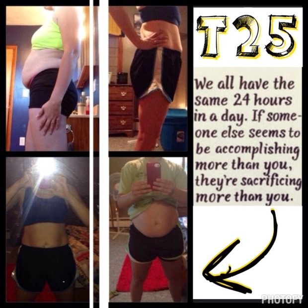 Maegan Blinka, T25 Success story, T25 transformation, Shakeology Success, Shakeology Transformation, Challenge group, Support group success, Shakeology, Home workout success