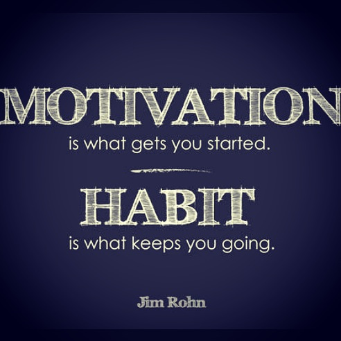 Maegan Blinka, Jim Rohn quote, motivation, inspiration, fitspiration