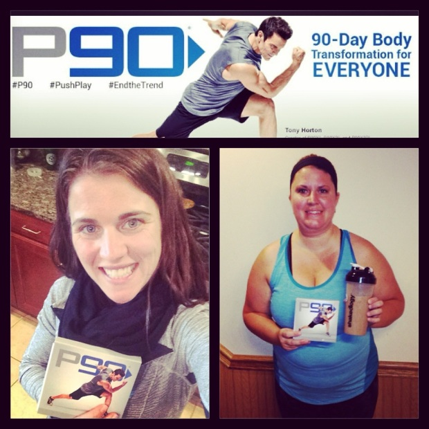 Maegan Blinka, P90, P90 Review, P90 comparison, 21-day fix, home workout programs, P90 October promotion, challenge groups, Beachbody programs, 30 minute workout programs, Is P90 just for beginners, How does P90 compare to other workout programs, what is P90,