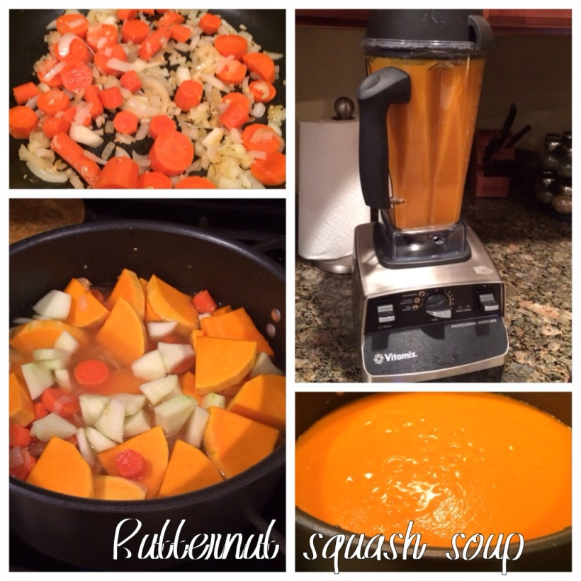 Butternut squash soup, Maegan Blinka, gluten free soup, dairy free soup, toddler approved dinner, clean eating, easy soup recipe