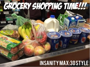 Maegan Blinka, Insanity Max 30 Meal Plan, Insanity Max 30 testgroup, Insanity Max 30 workouts, Insanity Max 30 Week 1 workout schedule