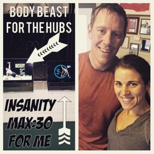 Maegan Blinka, 21-day fix meal plan, Insanity Max 30, Insanity Max 30 week 3 progress, Insanity Max 30 week 4 meal plan, Cardio Challenge, Friday Fight, Max Out, Sweat Intervals, Tabata Strength, Tabata Power, Meal planning