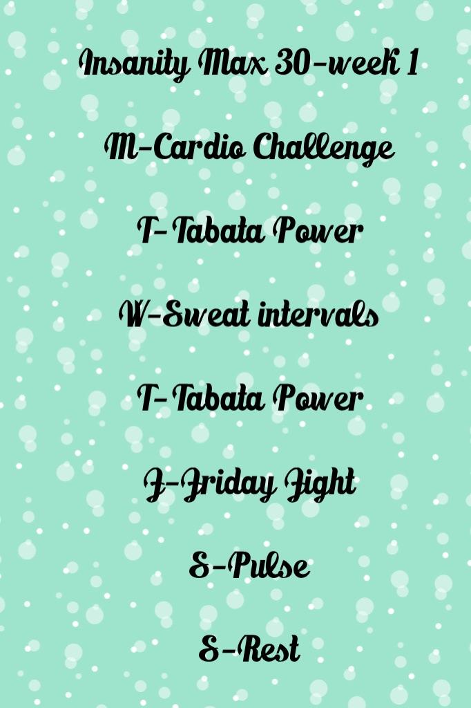 Cardio Challenge – Maegan Blinka