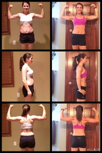 My 90 Day Challenge group results