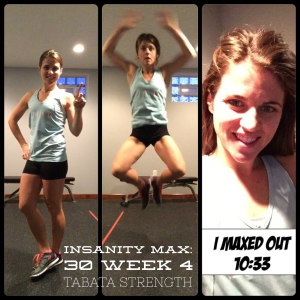 Maegan Blinka, Insanity Max 30, Clean eating, Meal Plan, Wildtree Freezer party, Shakeology recipes, Insanity Max 30 meal plan, 21 day fix meal plan, Insanity Max 30 month 1 review, Insanity Max 30 Month 2 schedule, Max out Cardio, Max Out power, Max Out Sweat, Max Out Strength, Friday Fight Round 2, Pulse, Insanity Max 30 week 5 schedule,