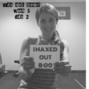 Maegan Blinka, Max Out Power, Insanity Max 30, Insanity Max 30 Month 2, Insanity Max 30 Meal Plan, 3-day refresh Meal Plan, 21 day fix Meal plan, Clean eating,