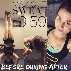Maegan Blinka, Max Out Sweat, Insanity Max 30, Insanity Max 30 Month 2, Insanity Max 30 Meal Plan, 3-day refresh Meal Plan, 21 day fix Meal plan, Clean eating,