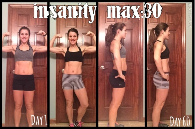 Maegan Blinka, Insanity Max 30 Graduate, Insanity Max 30 Results, Friday Fight Round 2, Accountability, Challenge group success