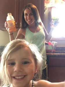 Fitfam, fitmom, Maegan Blinka, Megan Blinka, mompreneur, fitness coach, what is beachbody coaching, how to overcome chrons disease, pay the farmer or pay the doctor,  colonoscopy prep day, colonoscopy, young woman with chrons disease, overcoming chrons disease