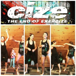 Maegan Blinka, Megan Blink, Cize test group, how to get your hands on CIZE, how to be the first to try out the new workout program CIZE, in home dance DVD workout program, in home zumba workout program, zumba, hip hop, how dancing can burn calories, combination of dance and fat burning moves, Shaun T workout programs