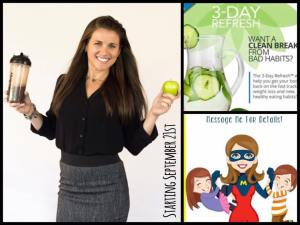 Busy moms find balance ad with 3 day refresh