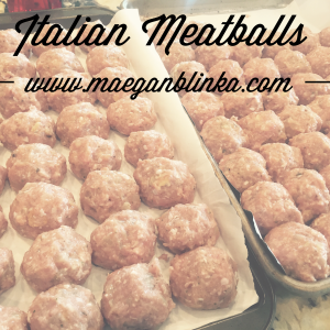 Maegan Blinka, Megan Blinka, Clean Meatballs, Italian Meatballs, 21 day fix Meatballs, Turkey Meatballs, fast and easy weeknight dinners, toddler approved meal ideas, Clean dinner ideas, clean meatball recipe, 21 day fix dinner ideas, gluten free meatballs, gluten free dinner ideas on the 21 day fix
