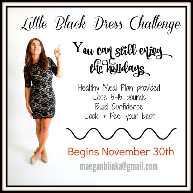 Little Black Dress Challenge