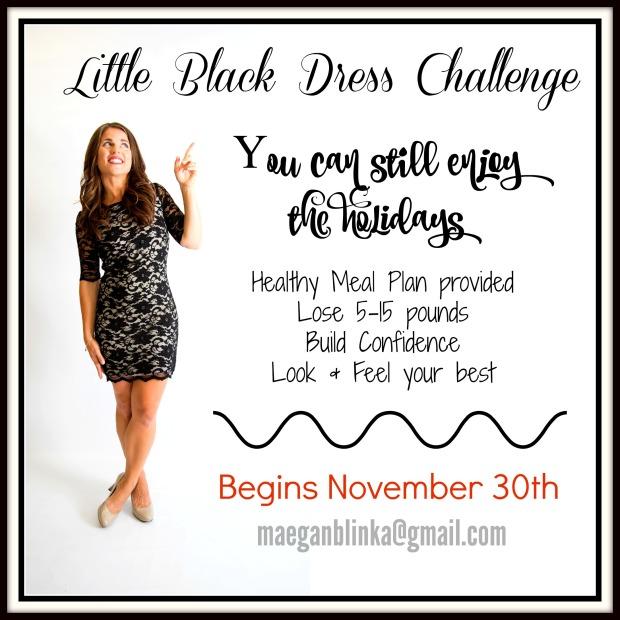 Little Black Dress Challenge