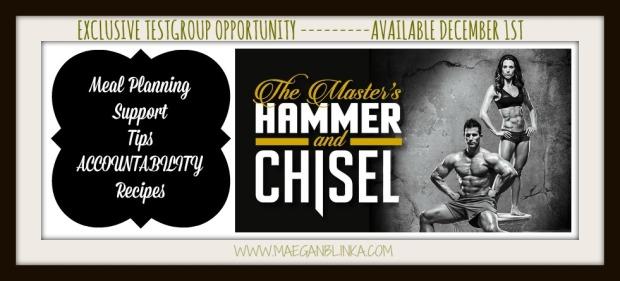 HAMMER & CHISEL COVER