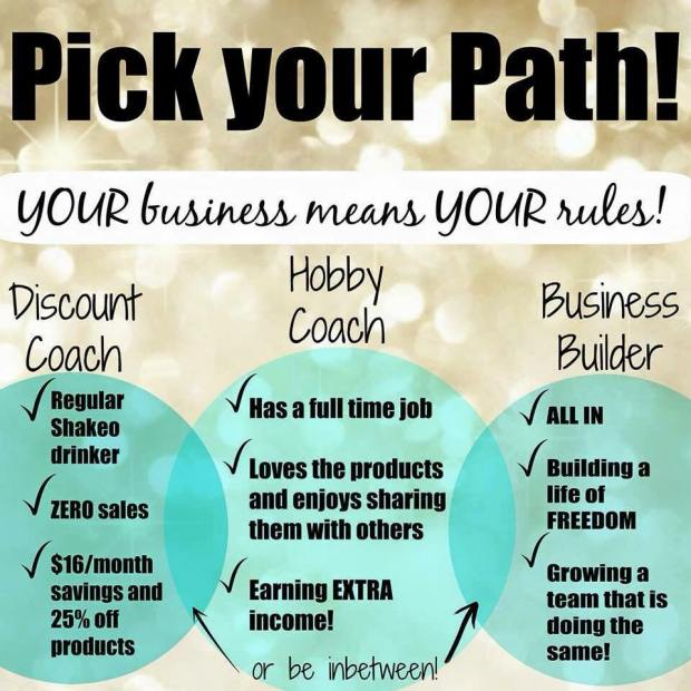 pick your path coach