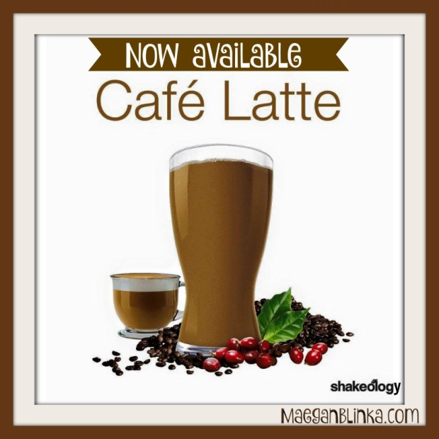 Cafe latte now available square