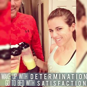 Hammer and Chisel, workout buddies, accountability partners, Maegan Blinka, Megan Blinka recipes, energize, what is beachbody performance energize, is energize worth it, hammer and chisel results, hammer and chisel meal plan