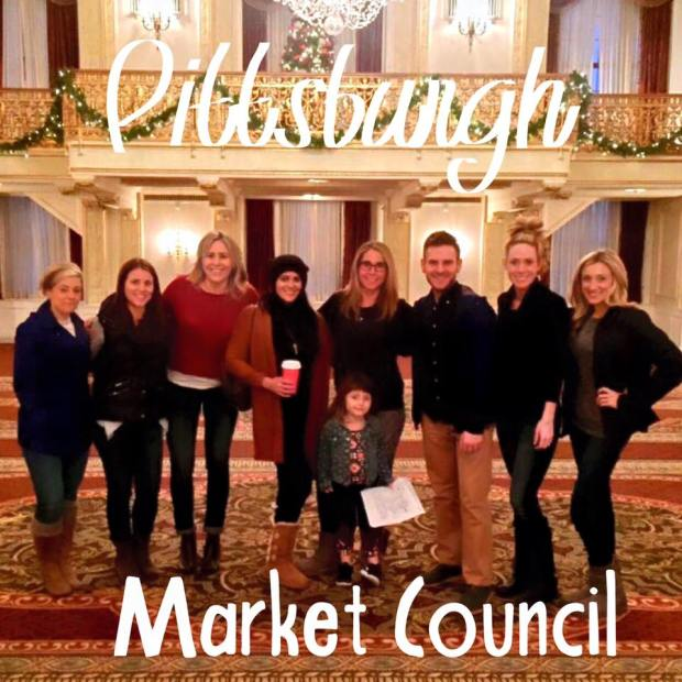 Pittsburgh Market Council Super Friday prep