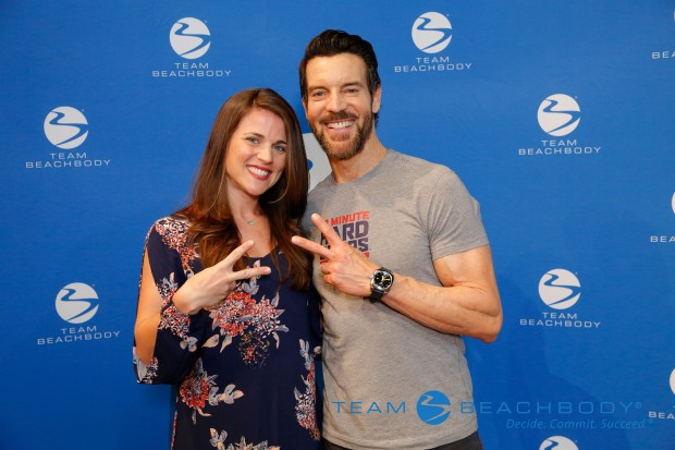 Success Club trip with Tony Horton