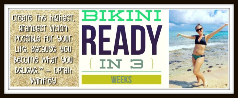 Maegan Blinka, Megan Blinka, What is energize, Tips on how to wake up earlier, How to workout early in the morning, Bikini Bootcamp, Online Bikini Bootcamp, How to get bikini ready in 3 weeks, Online support groups,