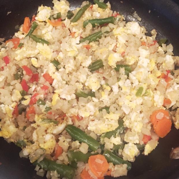 cauliflower-fried-rice-with-egg