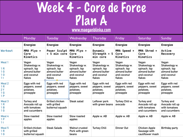 Core de Force week 4 Meal Plan A.png