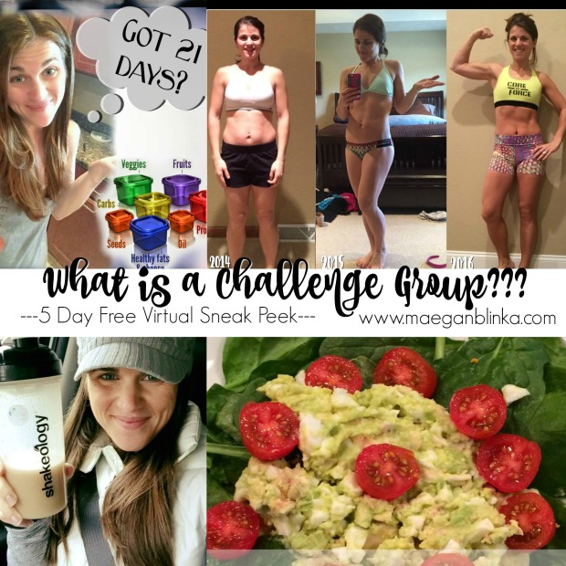 what-is-a-challenge-group