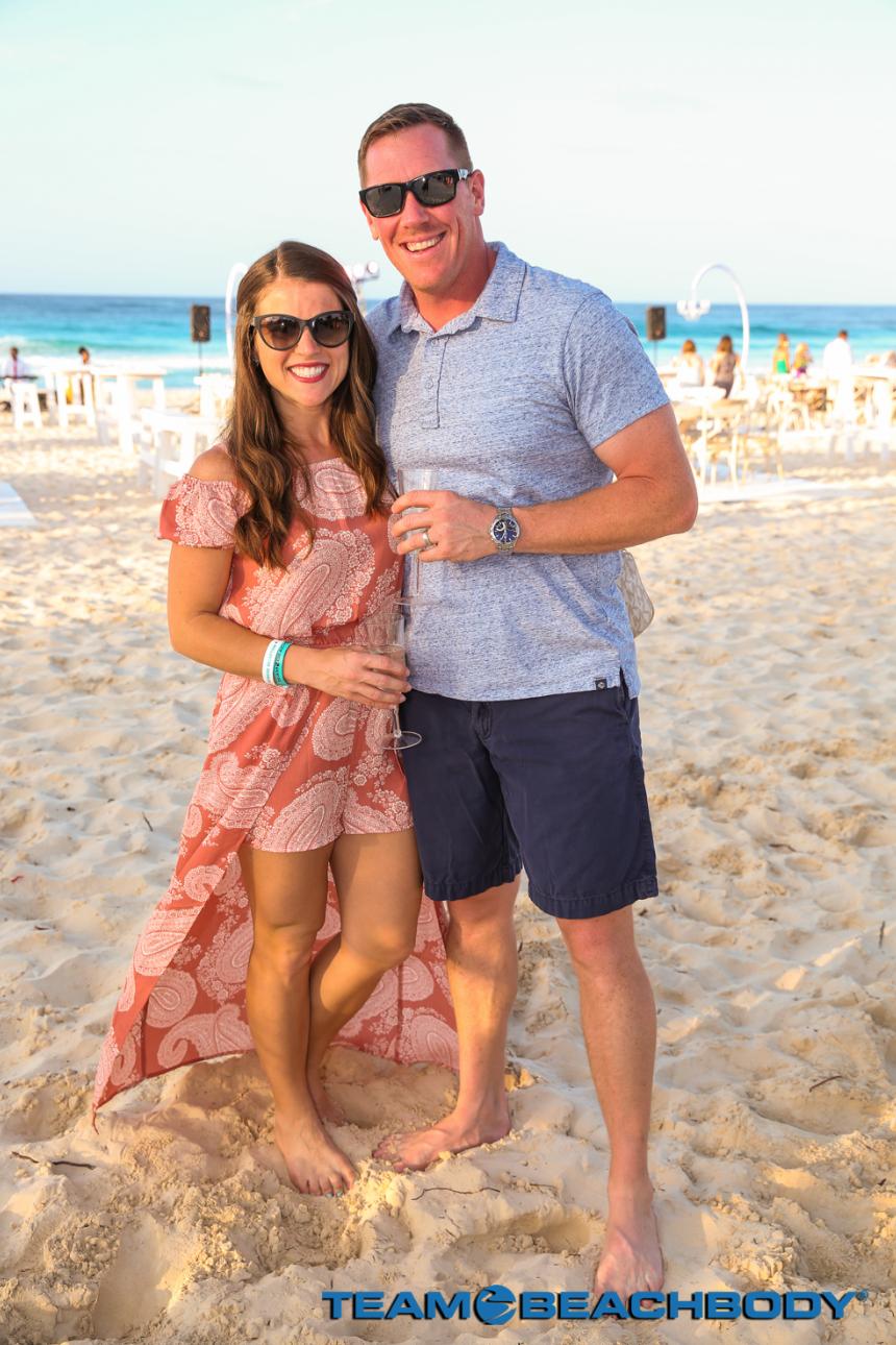 Success Club trip Punta Cana Elite night