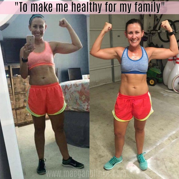 Maegan Blinka, Megan Blinka, At home fitness solutions, Basement workouts, Sealy Texas, Transformations beyond the scale, 3 week rapid rebuild program, Shift Shop results, Together we are stronger, tribe of women, women empowering women,